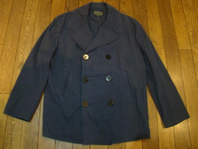 ~90s USA製 Ralph Lauren POLO COUNTRY Pコート ショールカラーコート L ネイビー ジャケット ポロカントリー ラルフローレン_画像1