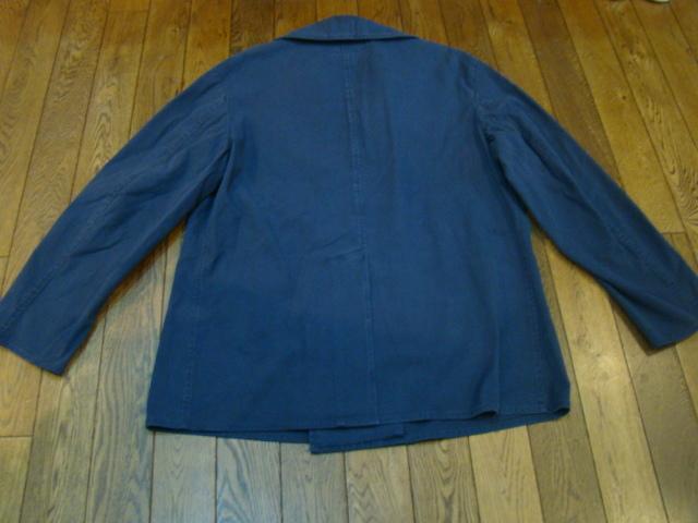 ~90s USA製 Ralph Lauren POLO COUNTRY Pコート ショールカラーコート L ネイビー ジャケット ポロカントリー ラルフローレン_画像7