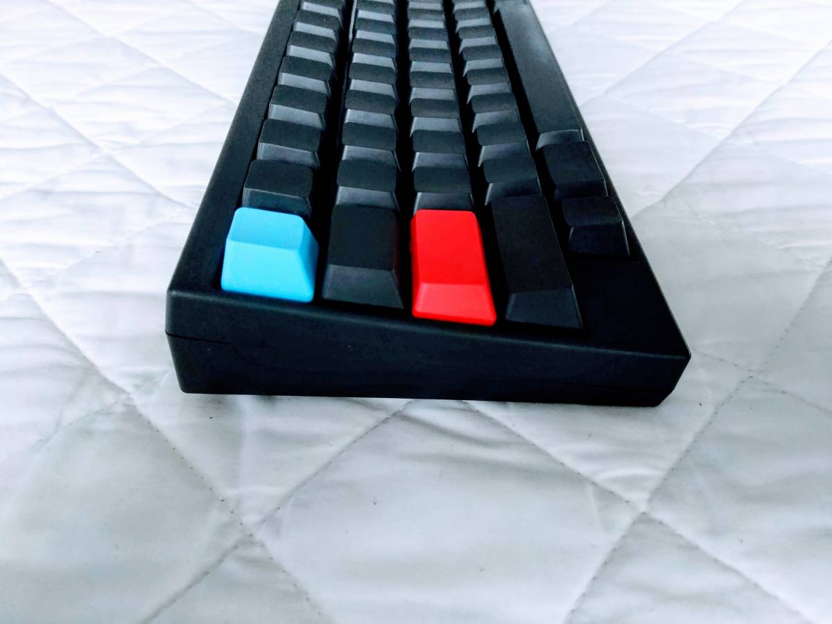 HHKB Professional2 Happy Hacking Keyboard PD-KB400BN (墨 US配列 無刻印)_画像5