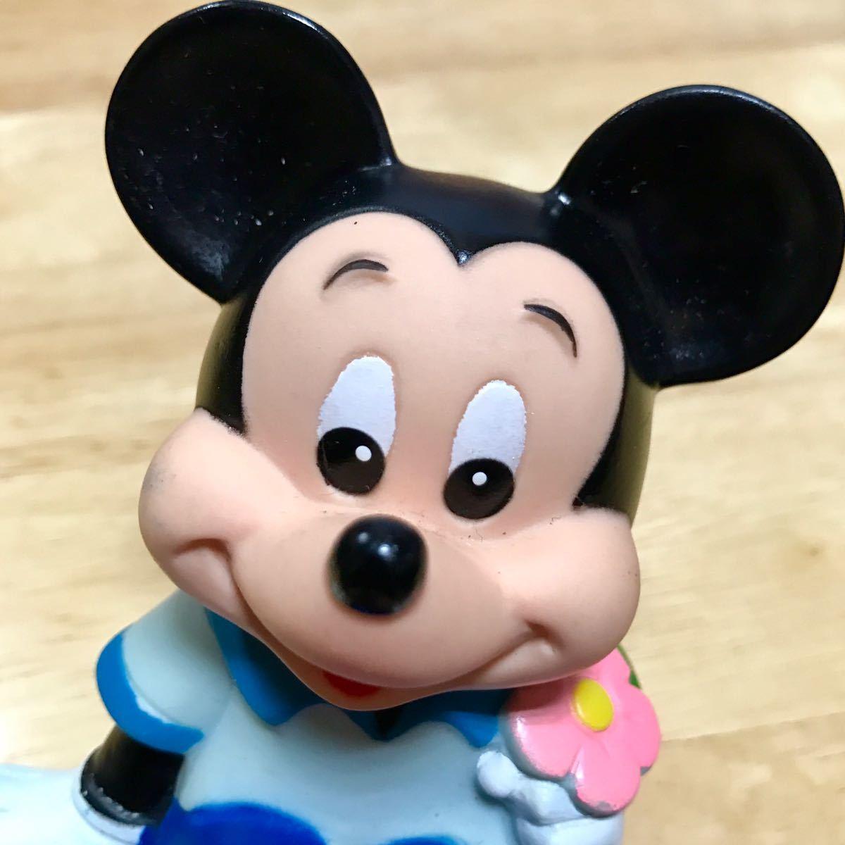 三菱銀行 ☆ Mitsubishi Bank ☆ ミッキーマウス ☆ ミニーマウス ☆ 貯金箱 ☆ 非売品 ☆ 限定品 ☆ 中古品 ☆ フィギュア ☆ ノベルティ_画像3