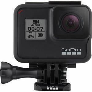 GoPro HERO7 BLACK CHDHX-701-FW 5日間レンタル☆32GB SDカード+バッテリー×3個 自撮り棒 ミニ三脚その他 標準装備☆前日着 往き送料込 _画像3