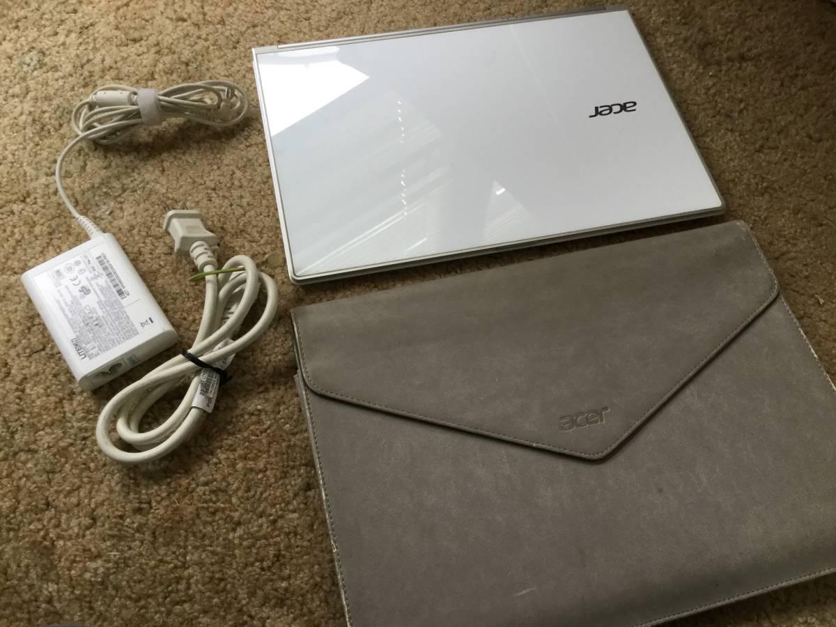 ACER Aspire/S7 COREi7 Ultorabook ジャンク