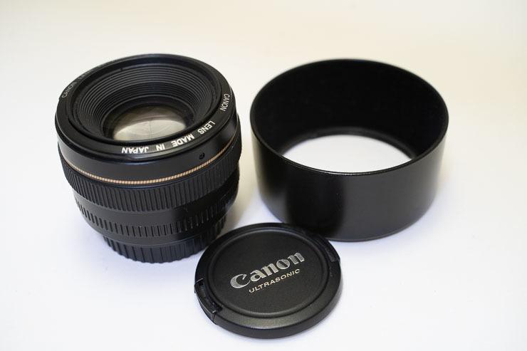 キャノン(Canon) EF50mm F1.4 中古