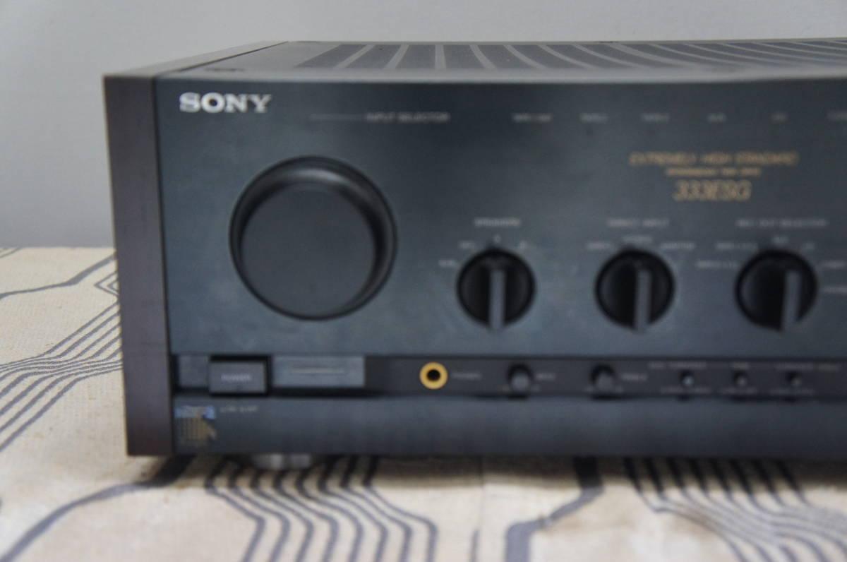 SONY ソニー TA-F333ESG プリメインアンプ _画像2