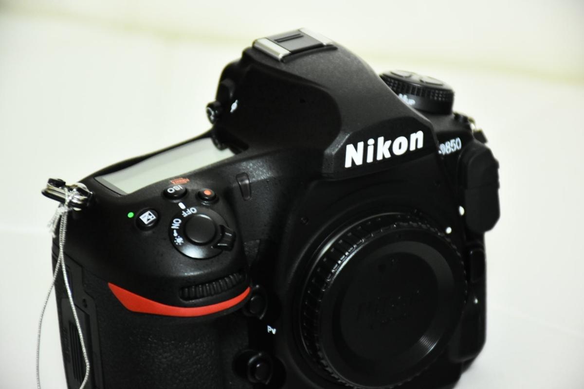 Nikon ニコン d850 ボディ☆保証あり☆超美品_画像5