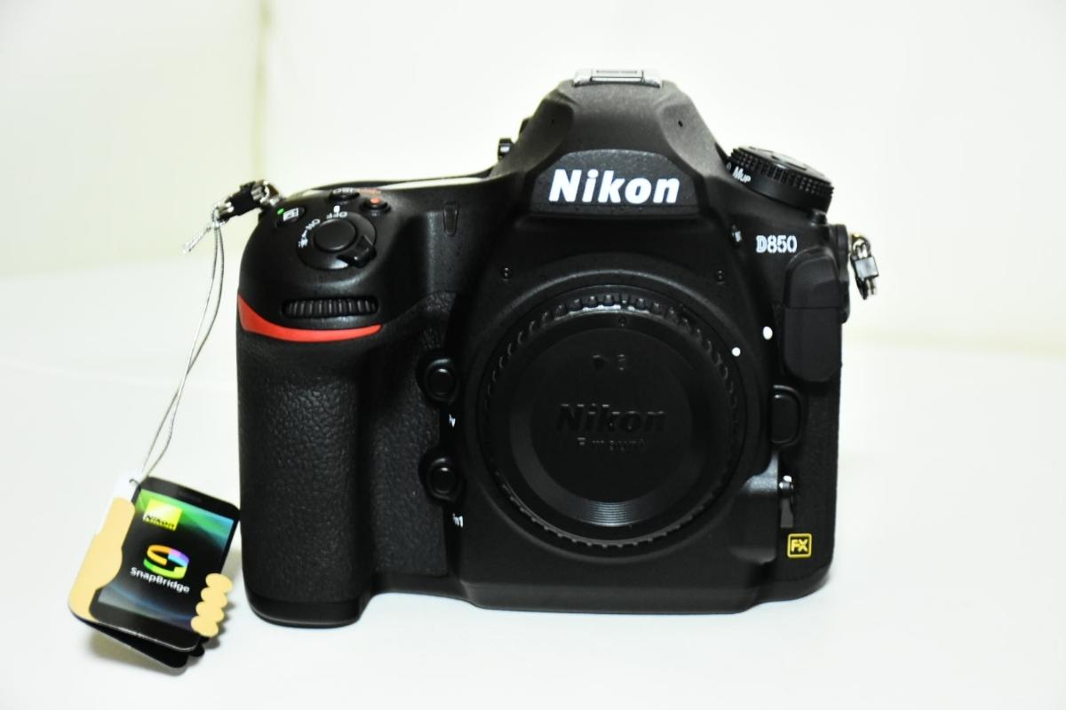 Nikon ニコン d850 ボディ☆保証あり☆超美品