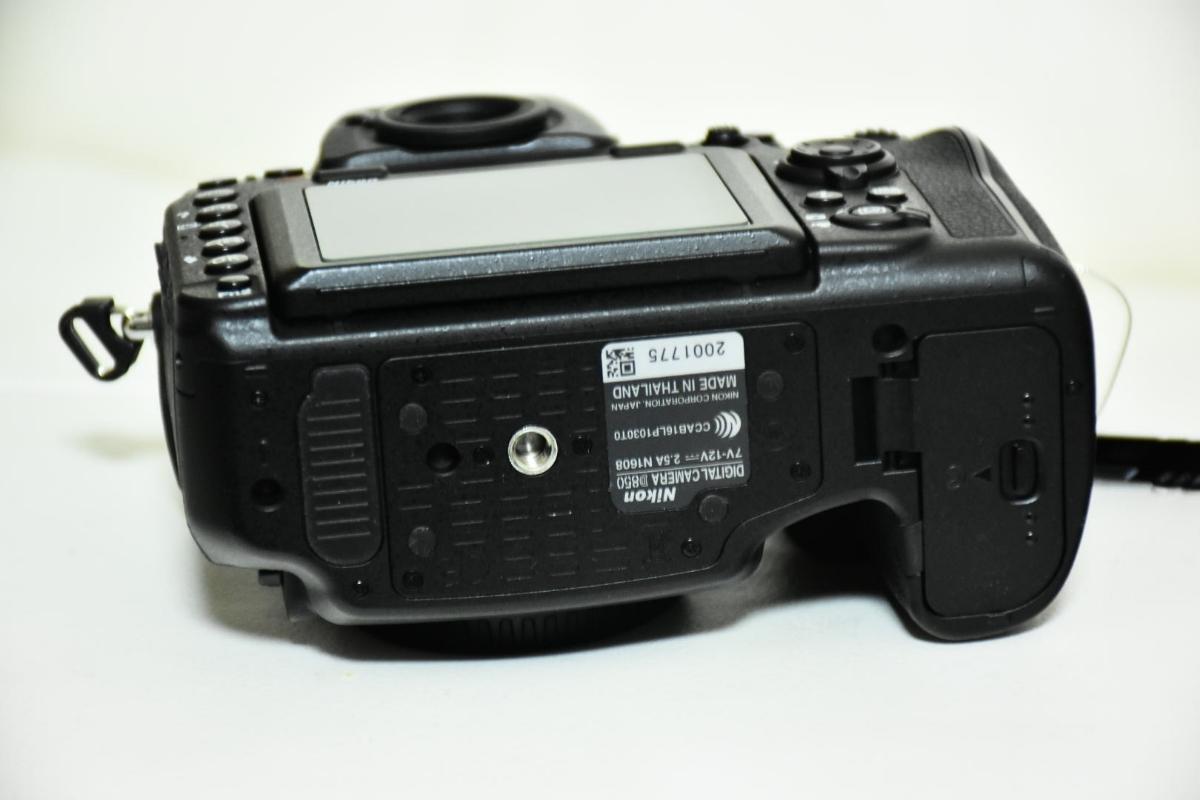Nikon ニコン d850 ボディ☆保証あり☆超美品_画像4