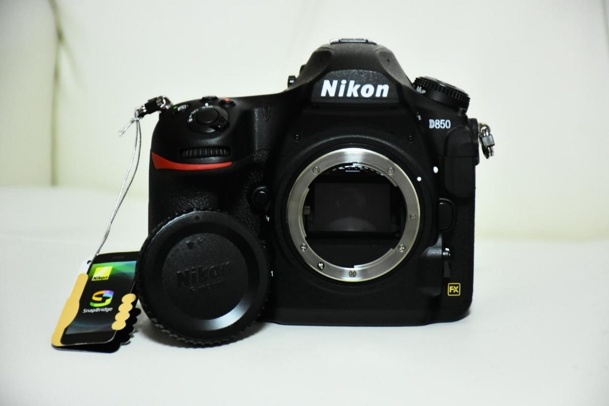 Nikon ニコン d850 ボディ☆保証あり☆超美品_画像2