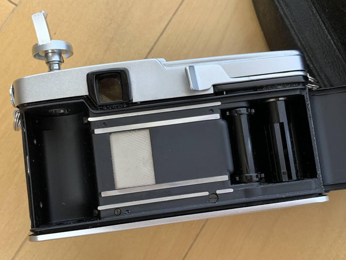 オリンパス OLYMPUS PEN-FT・シャッター動作・レンズにカビ・ジャンク_画像7