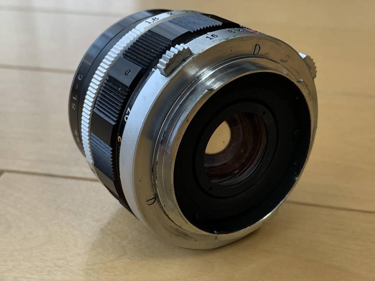 オリンパス OLYMPUS PEN-FT・シャッター動作・レンズにカビ・ジャンク_画像9