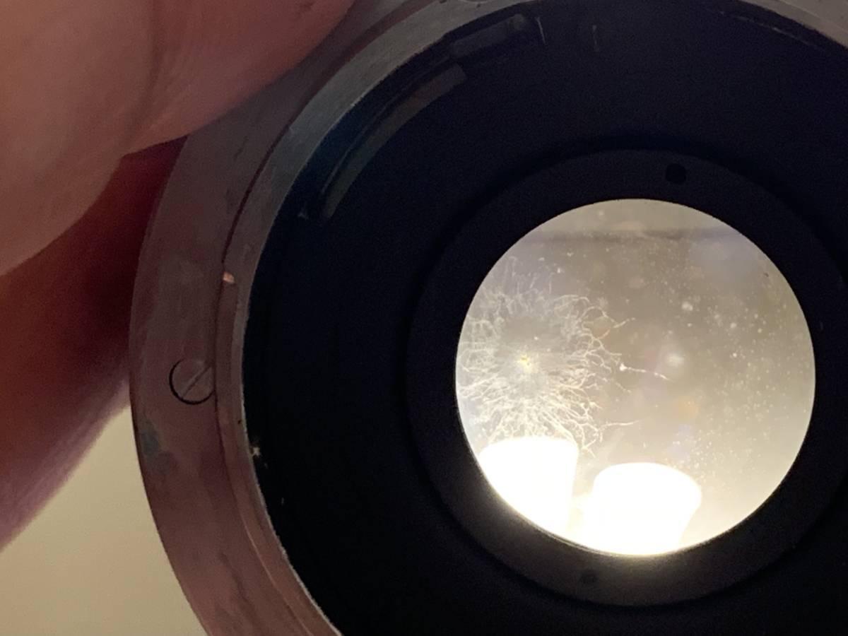 オリンパス OLYMPUS PEN-FT・シャッター動作・レンズにカビ・ジャンク_画像10