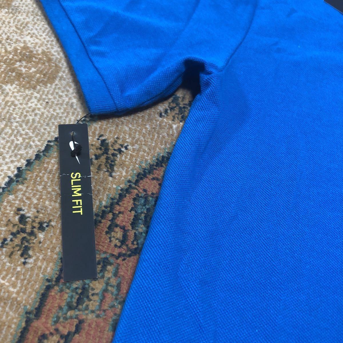 新品 NIKE tennis ナイキ テニス コートロゴ ポロシャツ メンズUSサイズXS 日本サイズS スリムフィット_画像7