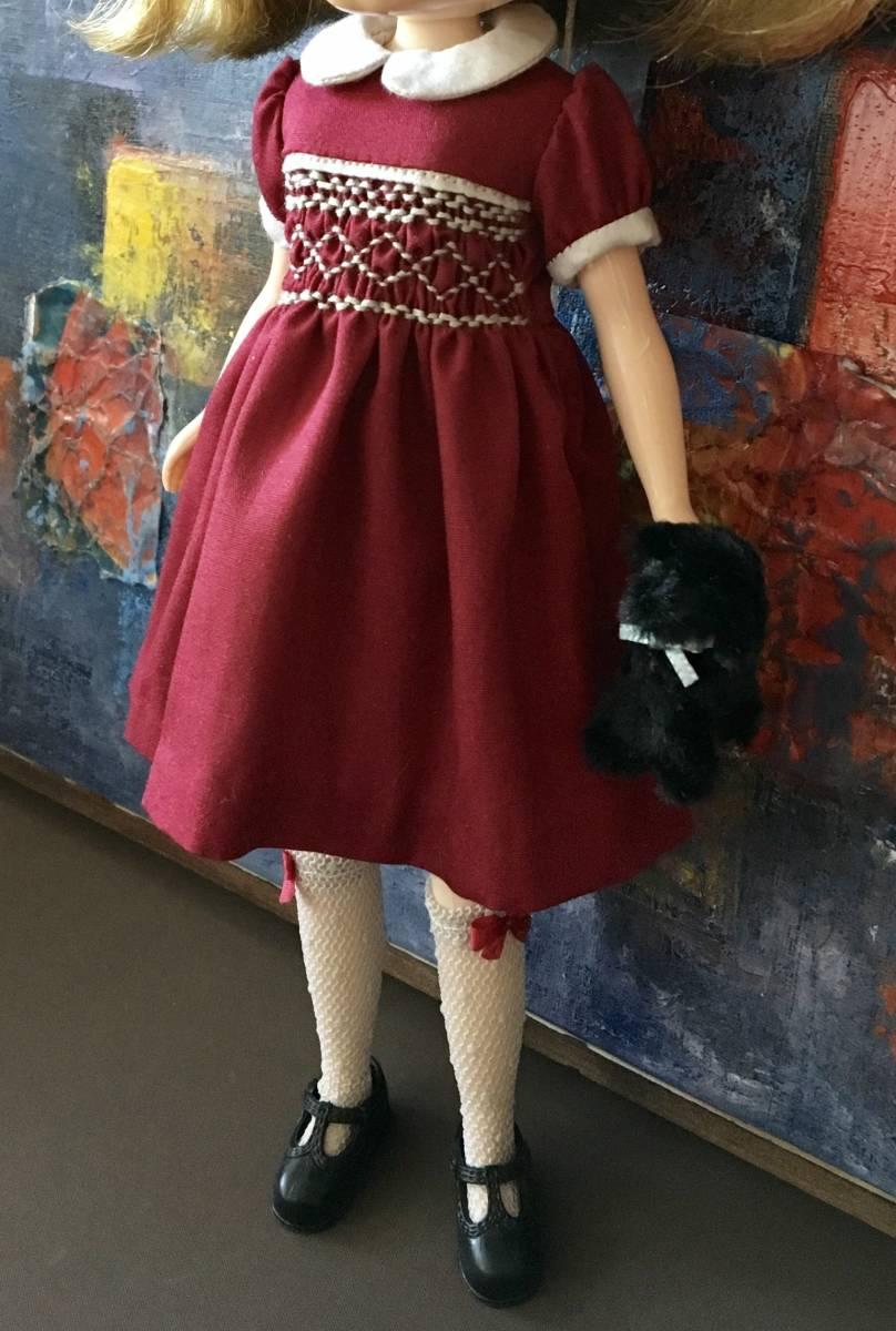 ***Muffy Doll's Clothe*** no.15. 22cmドール用アウトフィット_画像9