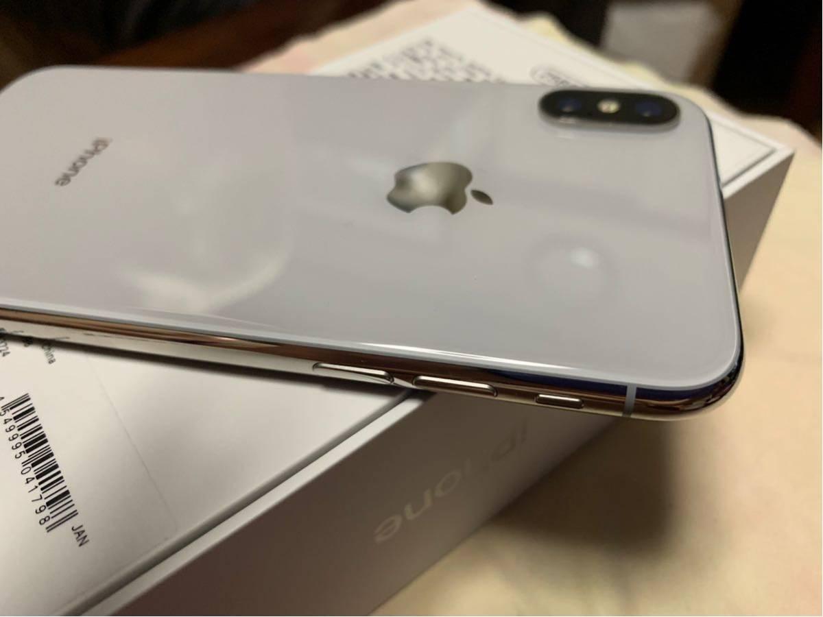 iPhoneXS256G超美品半年以下新品同様本物のアイフェイスをプレゼントお買得品、即完予感②_画像5