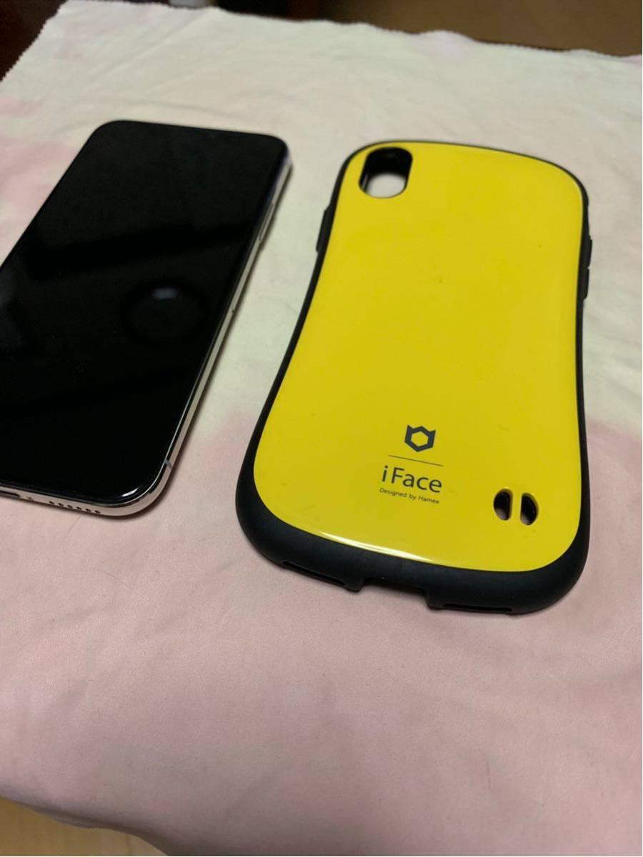 iPhoneXS256G、新品同様の掘り出し物!本物のアイフェイスをプレゼントのお買得品!!台数限定_画像1