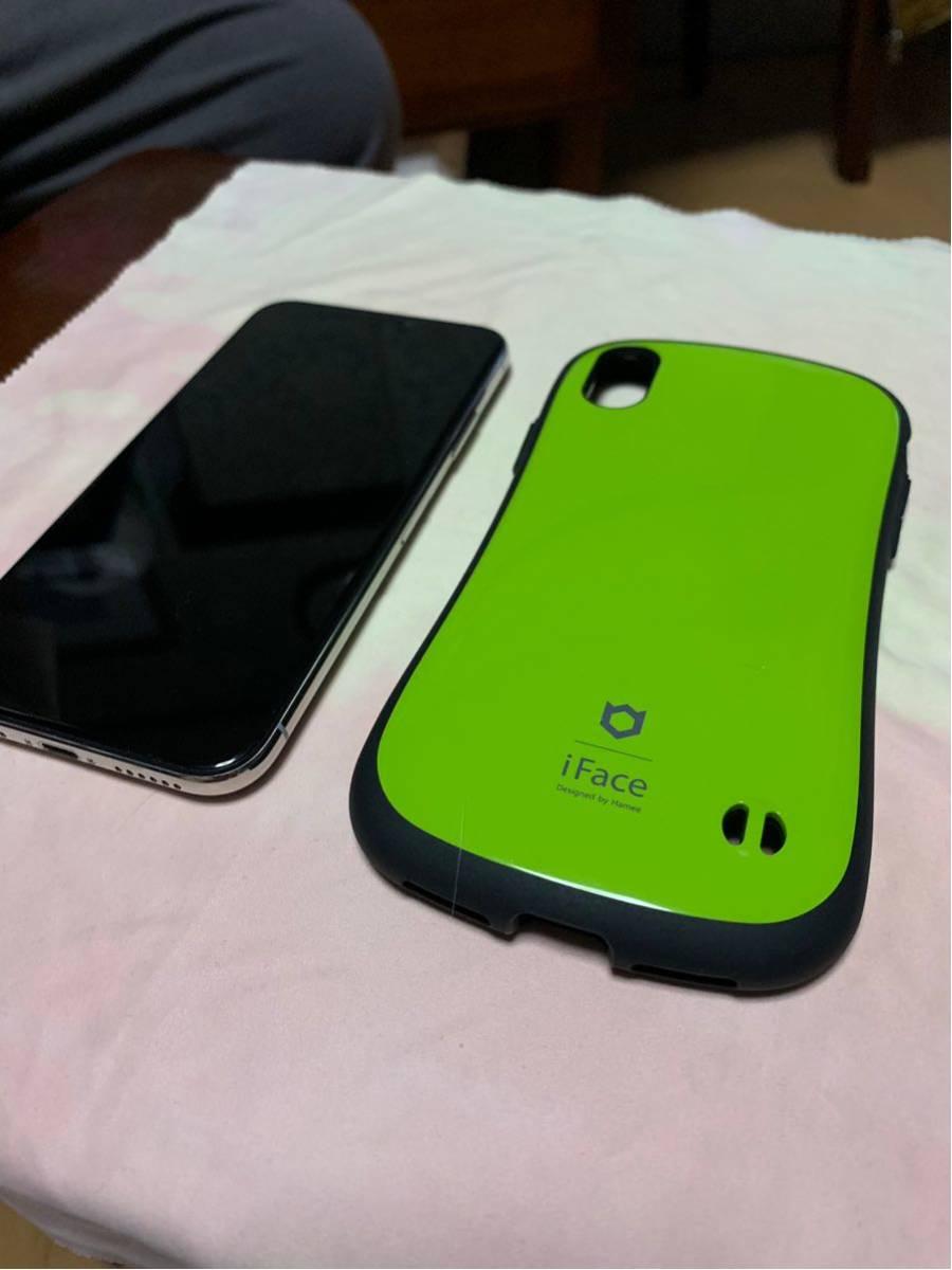 iPhoneXS256G超美品半年以下新品同様本物のアイフェイスをプレゼントお買得品、即完予感②_画像6