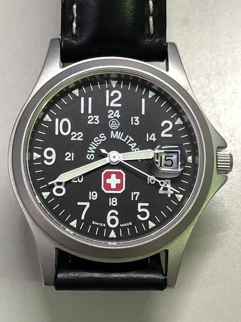 ☆ SWISS MILITARY スイスミリタリー 腕時計 ☆_画像2