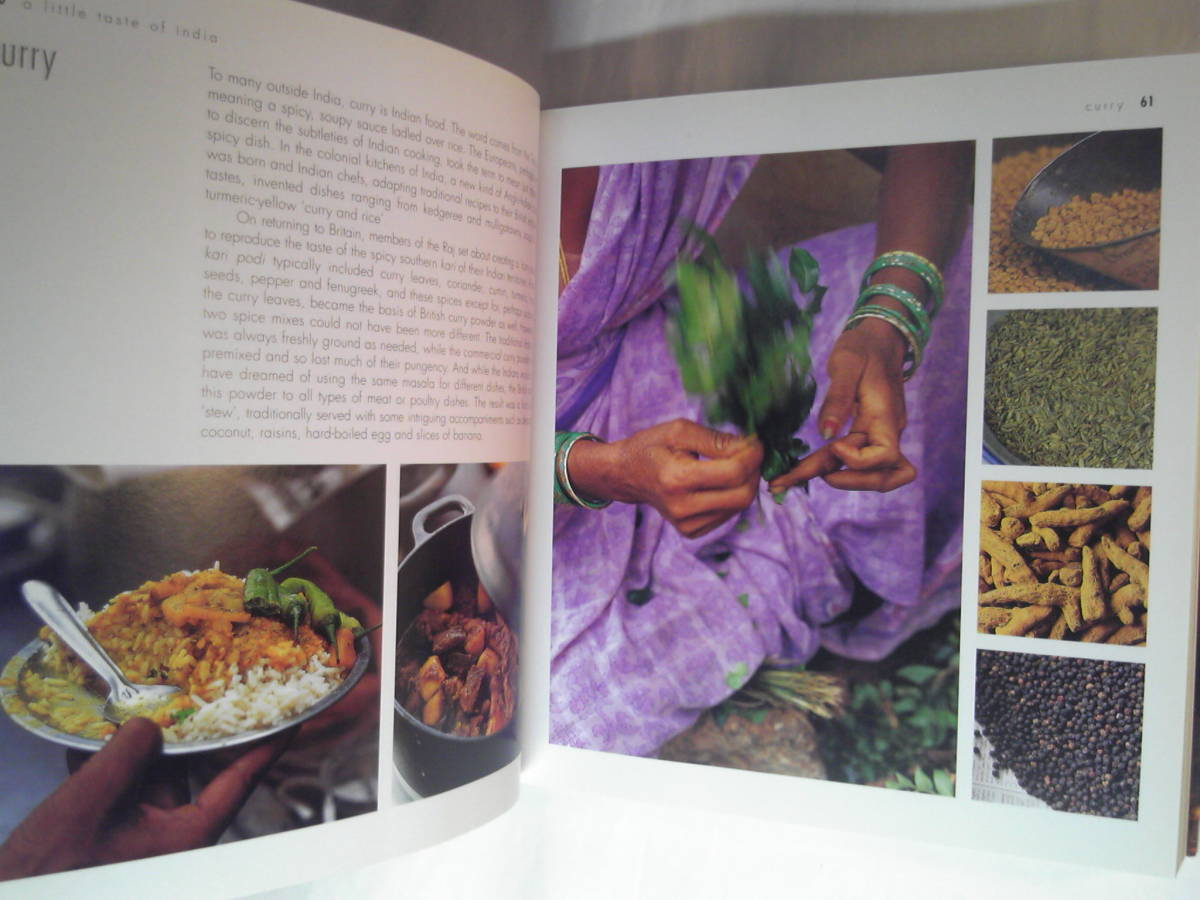 英語/インド料理「a little taste of india/」Murdoch Books 2003年_画像6