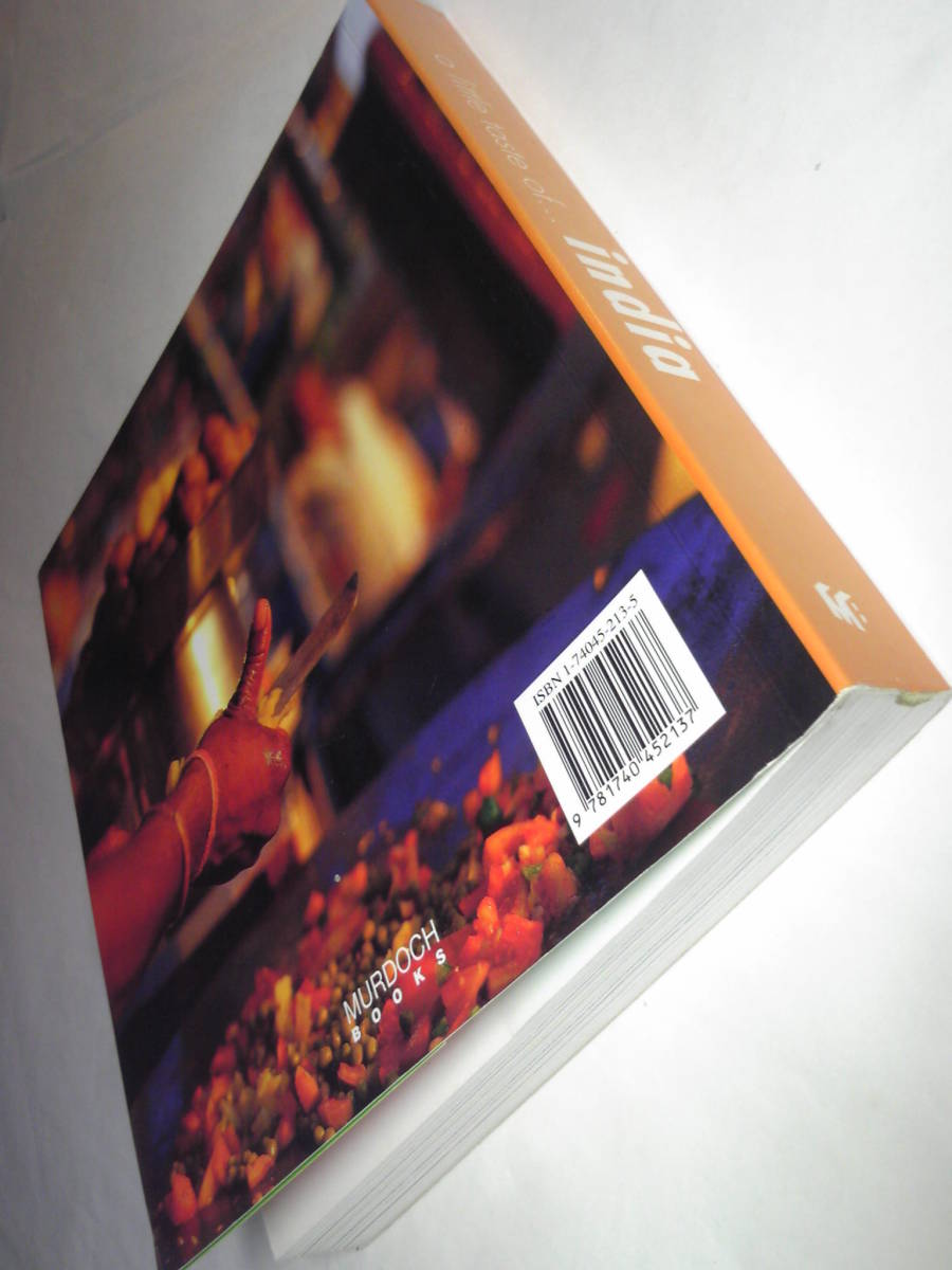 英語/インド料理「a little taste of india/」Murdoch Books 2003年_画像4