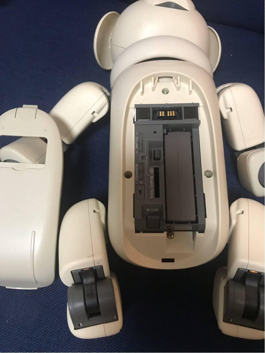 ソニー SONY AIBO ERS-311 アイボ チャージャーなし 動作未確認_画像3