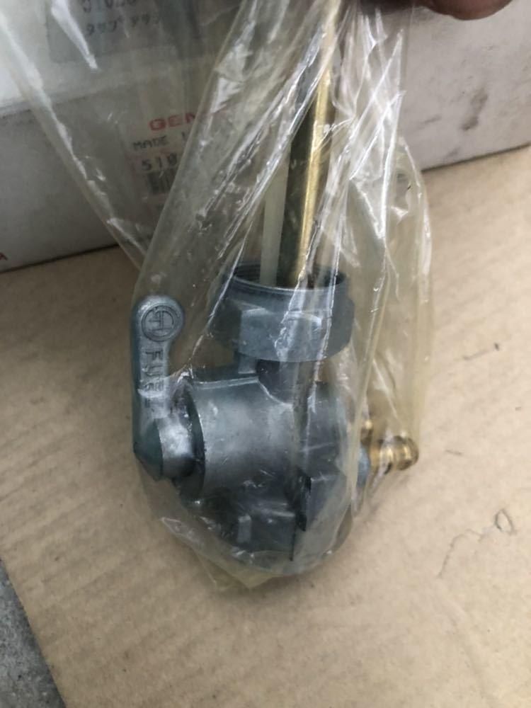 カワサキkawasaki.z2z1z750rsz750dz1000zⅡzⅠ他、絶版新品未使用品燃料コックフューエルコック_画像5