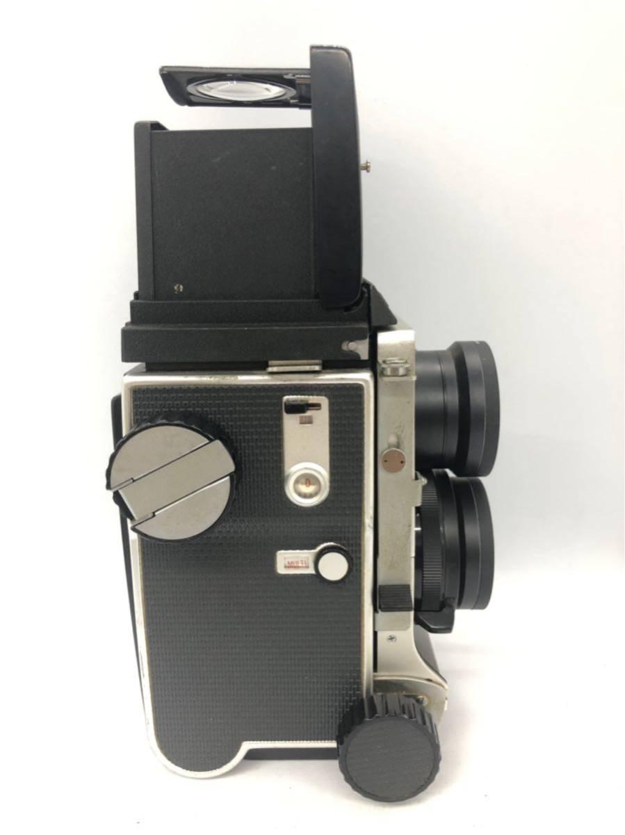 1円 MAMIYA C220 PROFESSIONAL マミヤ MAMIYA-SEKOR f=80mm 1:2.8 二眼レフ 中判カメラ 1906UONOM_画像4
