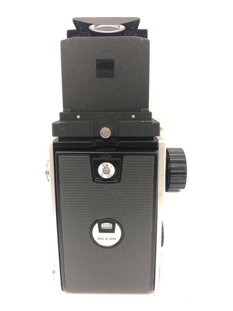 1円 MAMIYA C220 PROFESSIONAL マミヤ MAMIYA-SEKOR f=80mm 1:2.8 二眼レフ 中判カメラ 1906UONOM_画像3