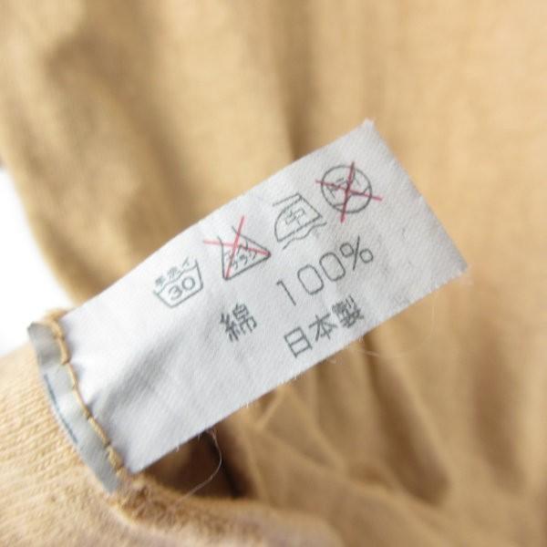 Barns 胸ポケット 7分袖 アメカジTシャツ sizeM/バーンズ 0703_画像4