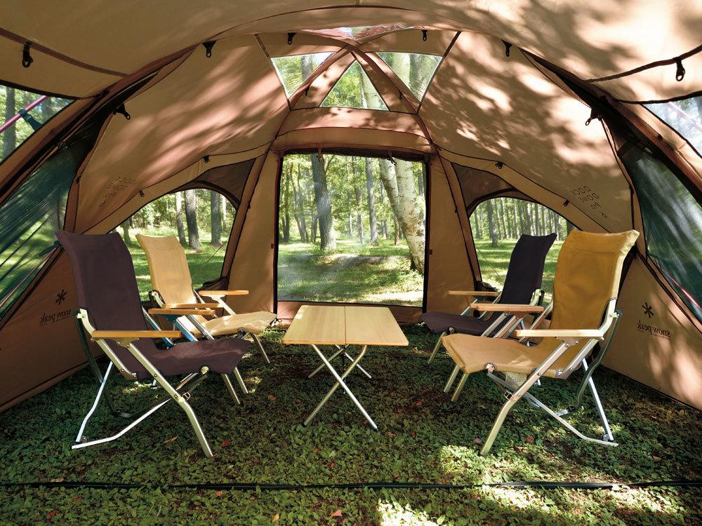 売り切り 展示品 ドックドーム Pro.6 スノーピーク(snowpeak)コールマン 大型 テント タープ_画像10