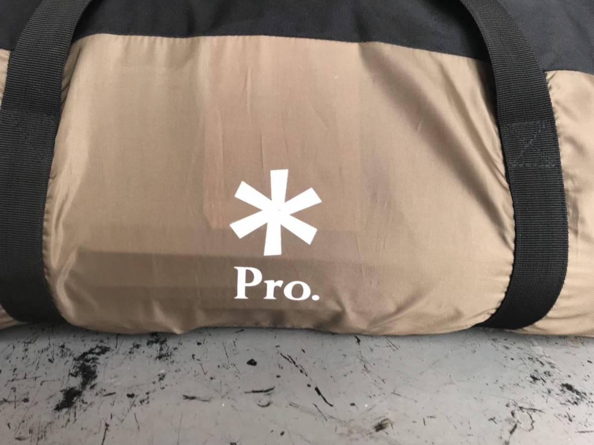 売り切り 展示品 ドックドーム Pro.6 スノーピーク(snowpeak)コールマン 大型 テント タープ_画像2