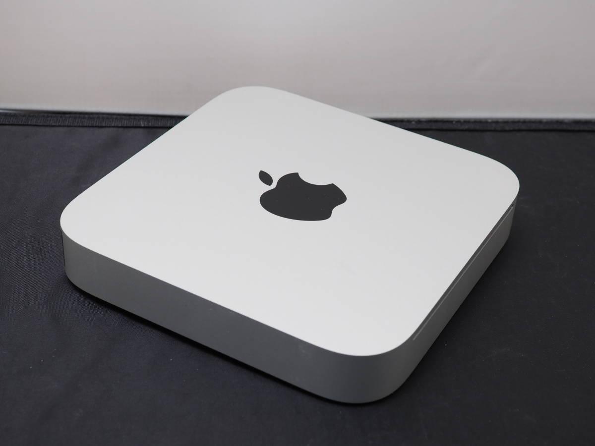 Apple Mac Mini A1347 Core2Duo 8GB 500GB_画像5