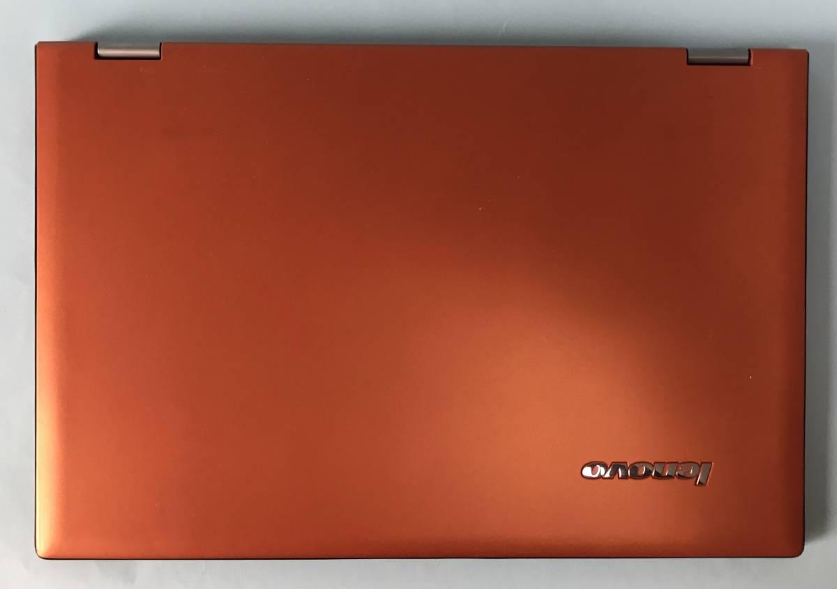 【ジャンク】Lenovo Yoga / Intel Core i3 4010U / 4GB / SSD搭載_画像3