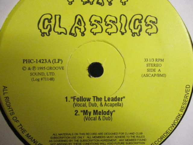 Eric B. & Rakim : Phat Classics 2LP // BEST / Paid In Full (Seven Minutes Of Madness - The Coldcut Remix) / I Know You Got Soul_画像2