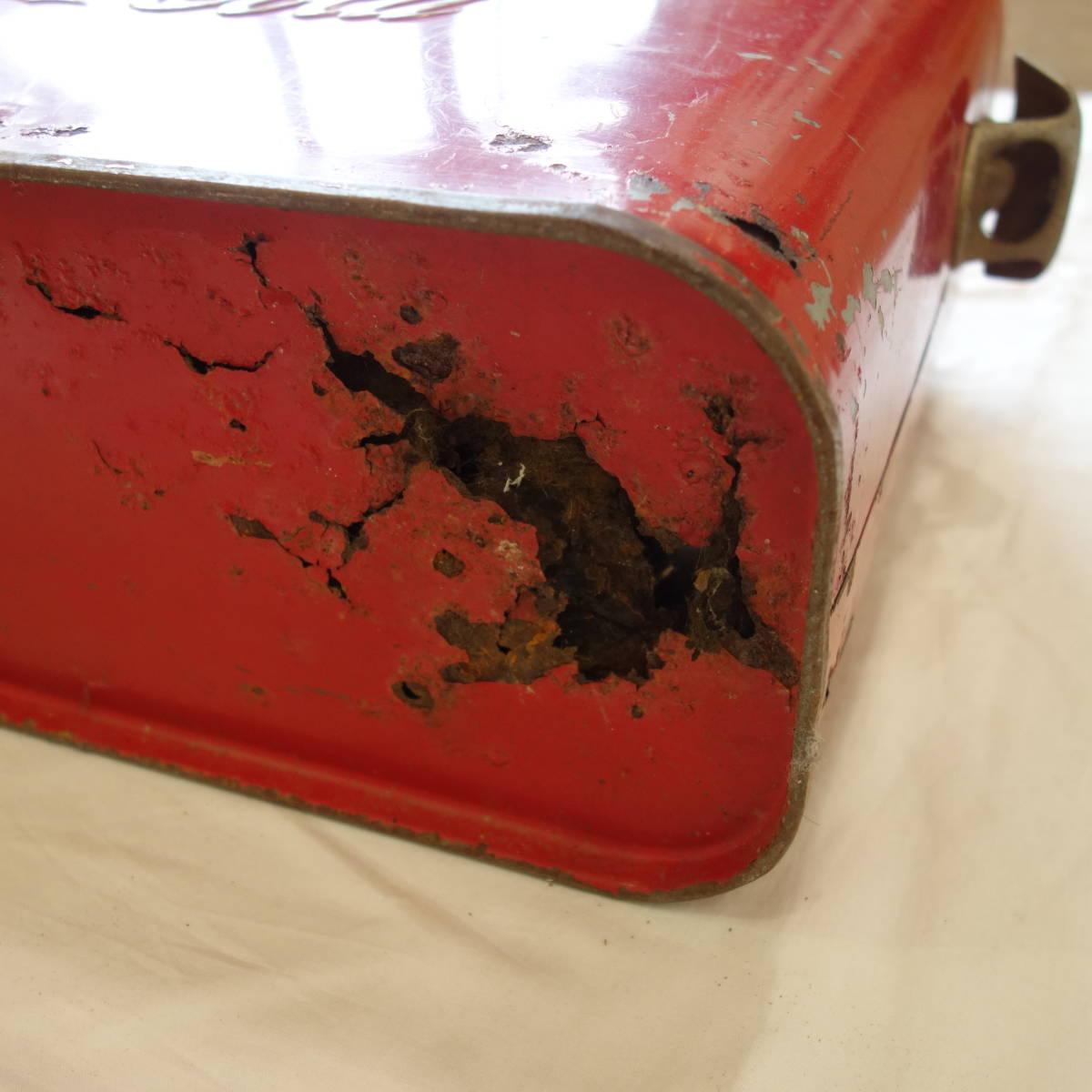 超希少 1940~50's ヴィンテージ Coca-Cola Airline Cooler_画像3