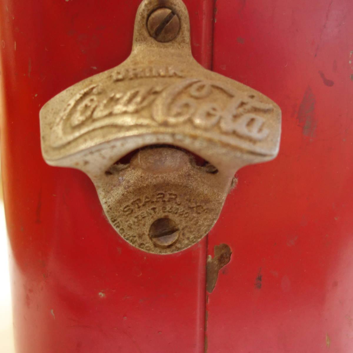 超希少 1940~50's ヴィンテージ Coca-Cola Airline Cooler_画像6