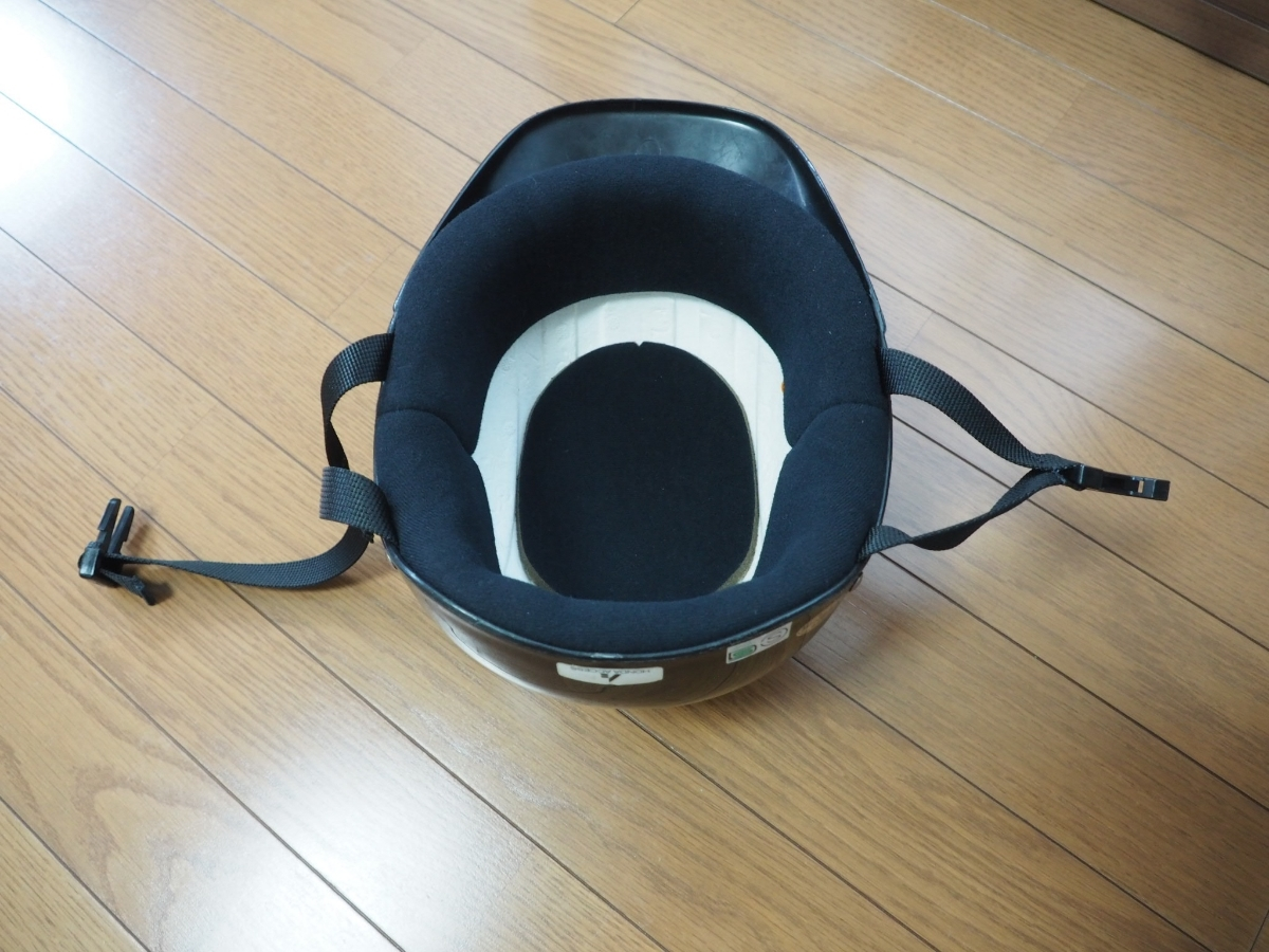 中古☆半帽 半キャップヘルメット_画像3