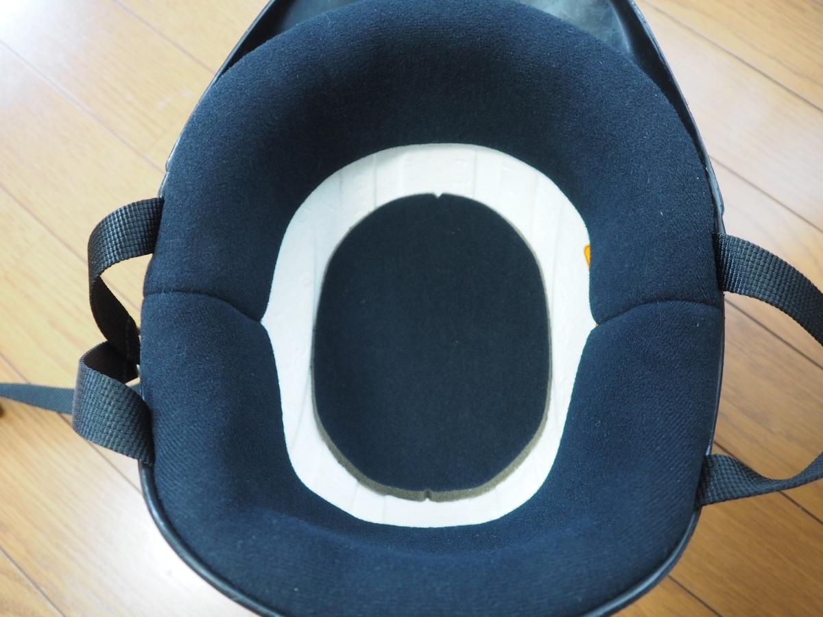 中古☆半帽 半キャップヘルメット_画像4