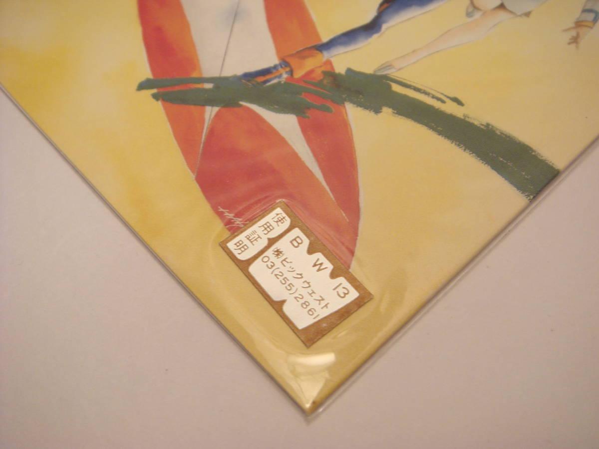 マクロス テレホンカード 台紙(ポストカード)つき 新品_画像8