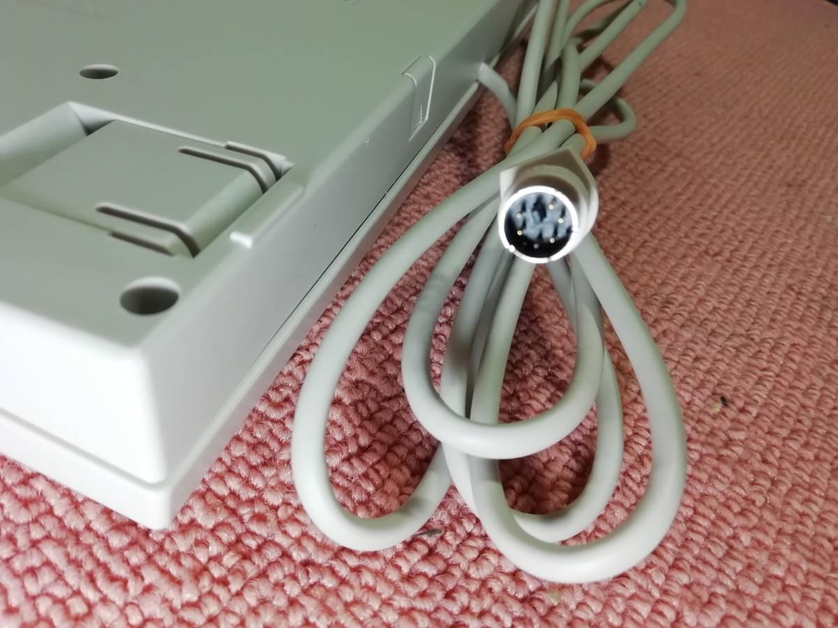 動作確認済 HHKB Lite2 PS/2キーボード PD-KB220W/P SKN-0337_画像5
