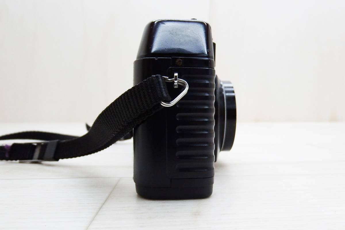 KONICA コニカ★フィルムカメラ ボディ C35 MF/レンズ KONICA HEXANON 38mm F2.8★中古品「管理№M6354」_画像4
