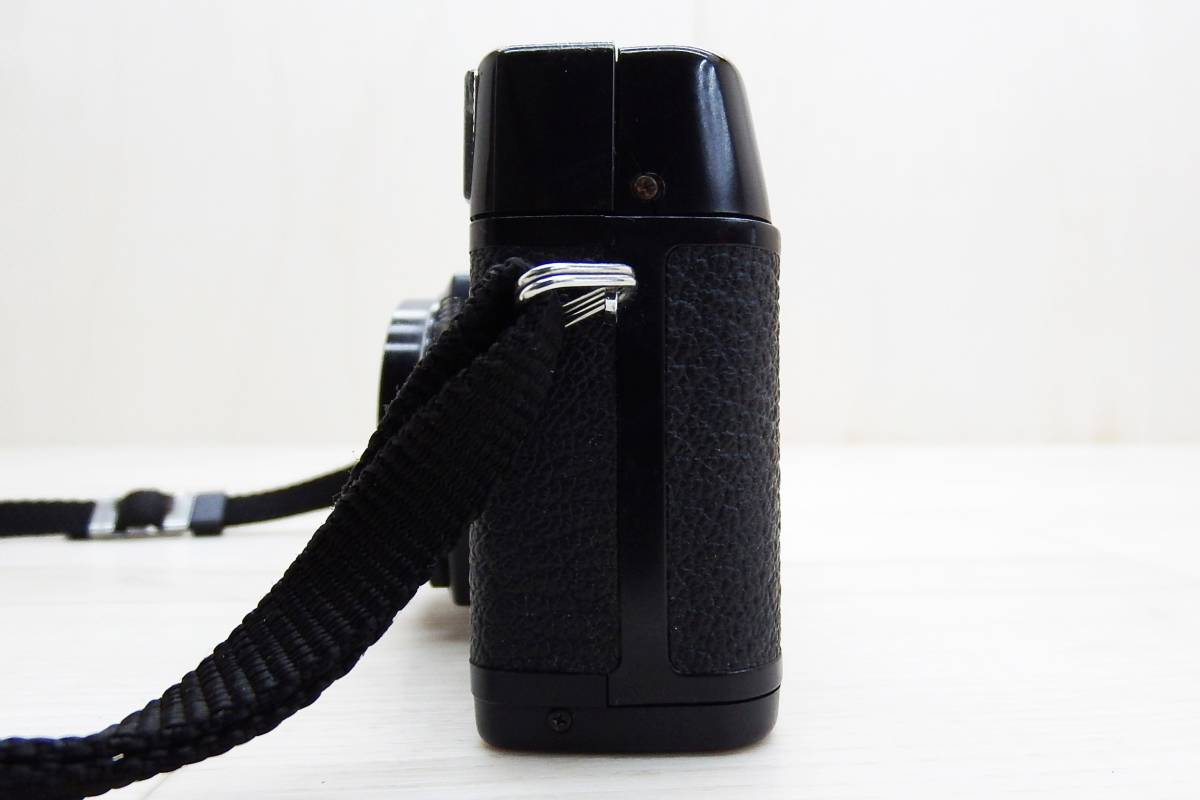 KONICA コニカ★フィルムカメラ ボディ C35 MF/レンズ KONICA HEXANON 38mm F2.8★中古品「管理№M6354」_画像5