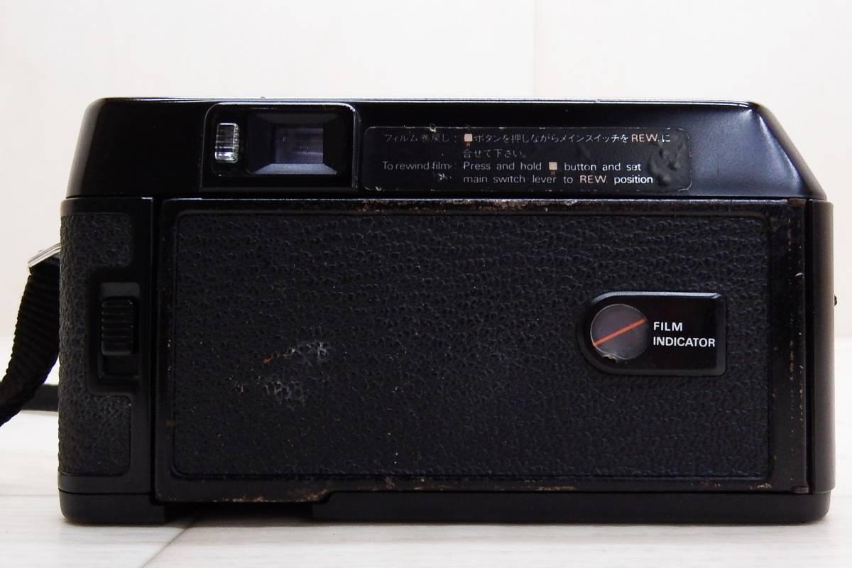 KONICA コニカ★フィルムカメラ ボディ C35 MF/レンズ KONICA HEXANON 38mm F2.8★中古品「管理№M6354」_画像6