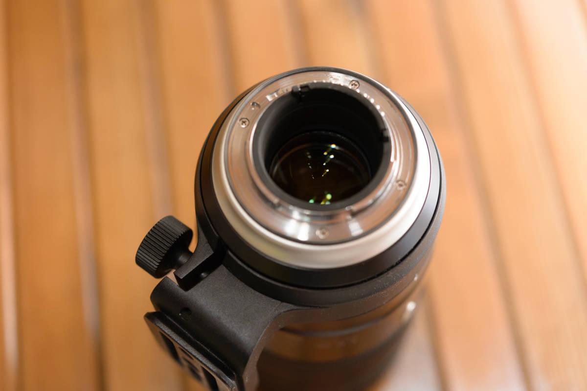 中古 SP 70-200mm F/2.8 Di VC USD G2 Model A025 & TAP-in Console Nikon ニコン 用 保証書あり_画像7