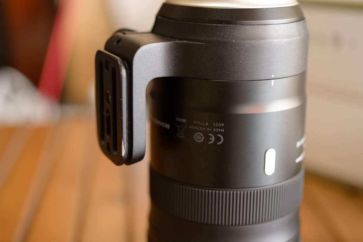 中古 SP 70-200mm F/2.8 Di VC USD G2 Model A025 & TAP-in Console Nikon ニコン 用 保証書あり_画像8