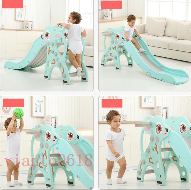滑り台 室内 家庭用 兒童 小型 遊園地 ベービー 幼稚園 滑り台セット 楽園のおもちゃSWXX148_画像7