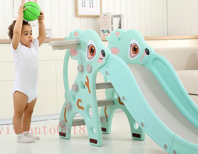 滑り台 室内 家庭用 兒童 小型 遊園地 ベービー 幼稚園 滑り台セット 楽園のおもちゃSWXX148_画像2