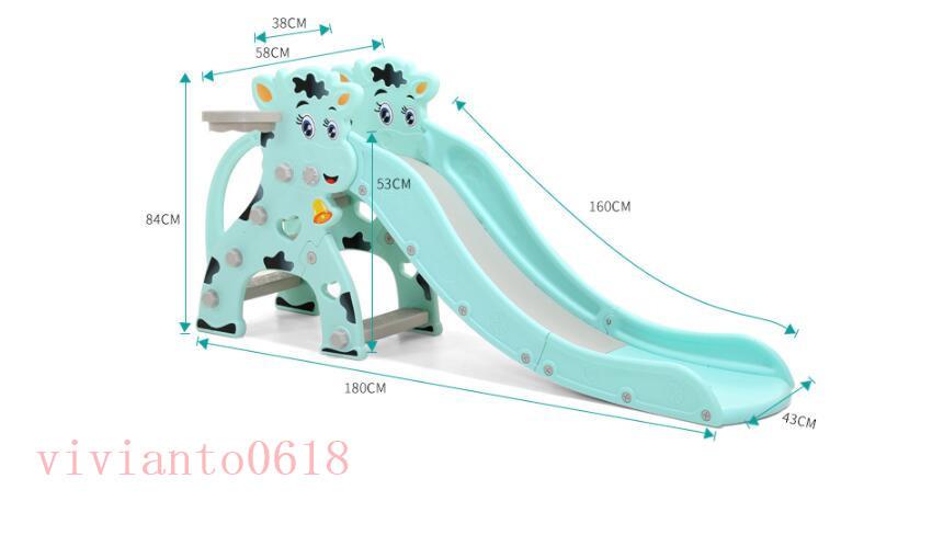 滑り台 室内 家庭用 兒童 小型 遊園地 ベービー 幼稚園 滑り台セット 楽園のおもちゃSWXX148_画像9
