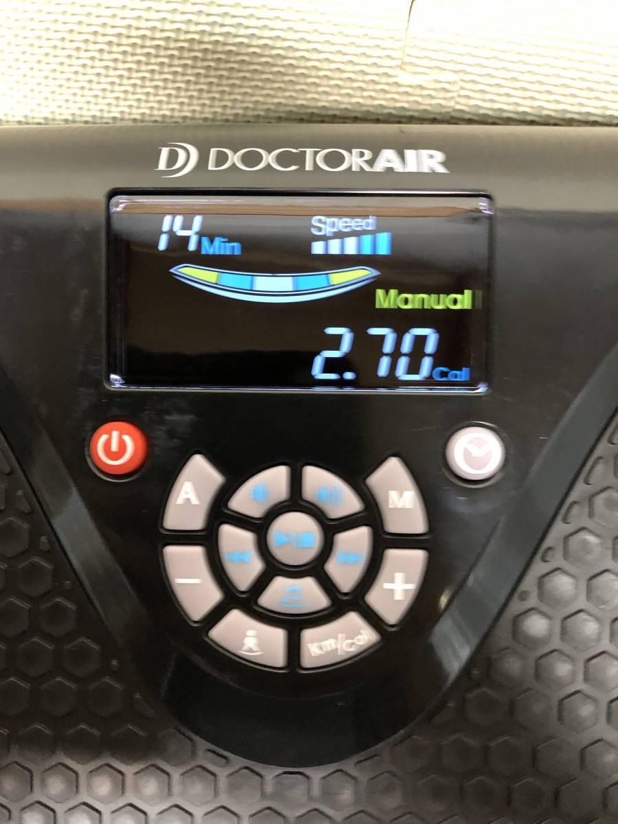 ドクターエア 3DスーパーブレードS SBー002BKDr.Air エクササイズ 振動マシン 。(3)_画像3