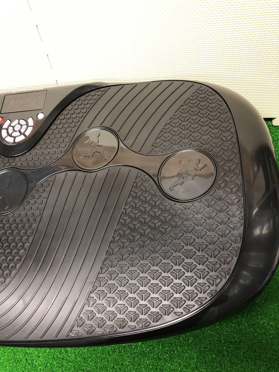 ドクターエア 3DスーパーブレードS SBー002BKDr.Air エクササイズ 振動マシン 。(3)_画像5