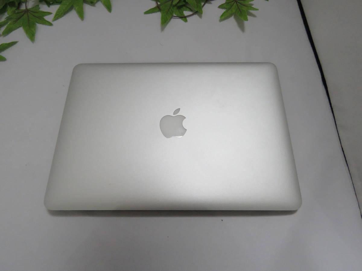★美品★限定1台限り MacBook Air (13-inch, 2017) MQD32J/A 高性能Core i5-1.8GHz 8GB 爆速SSD128GB 高解像度_画像6